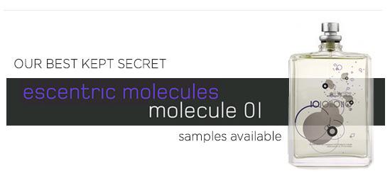 Molecule 01 by Escentric Molecules. Find out how your pheremones work with this unforgettable fragrance.