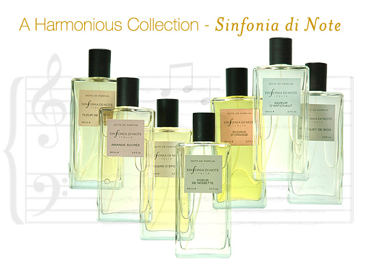 Latest Luckyscent Exsclusive - Sinfoia di Note