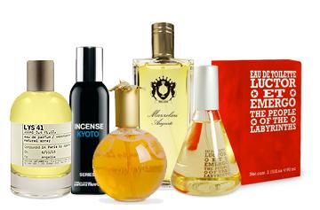Luckyscent - Fragrances