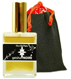 Geisha Noire Eau de Parfum Eau de Parfum by  Aroma M