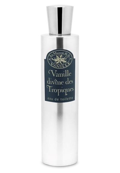 Vanille Divine des Tropiques Eau de Toilette  by La Maison de la  Vanille