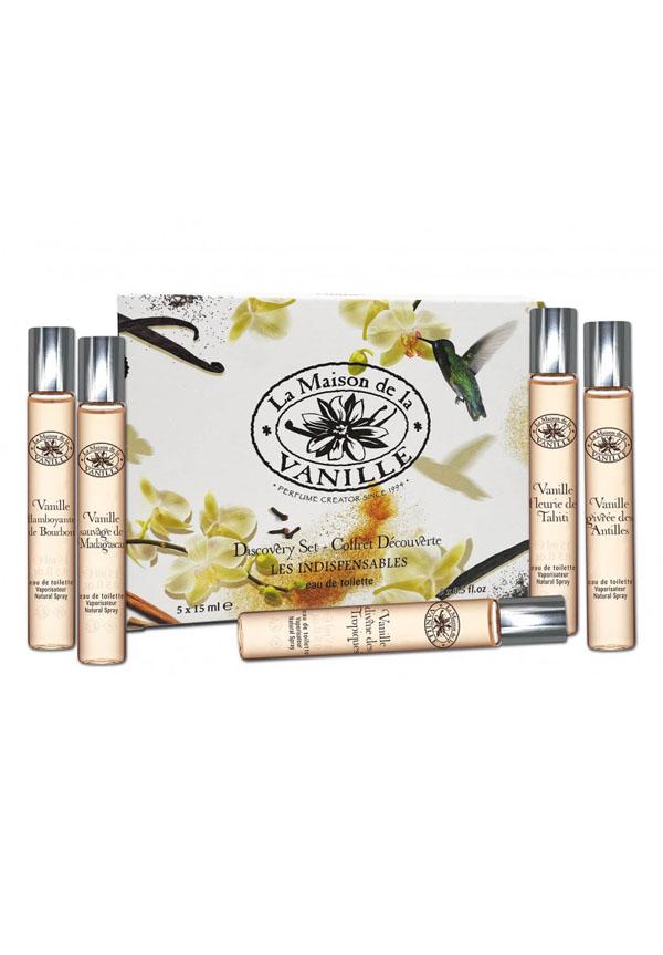 La maison de la vanille perfume at luckyscent la maison for Absolu de vanille la maison de la vanille
