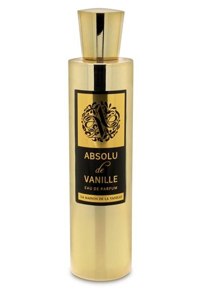 absolu de vanille absolu by la maison de la vanille