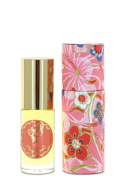 Coral Perfume Oil By Sage Roll-on