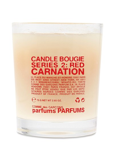 Carnation Candle   by Comme des Garcons