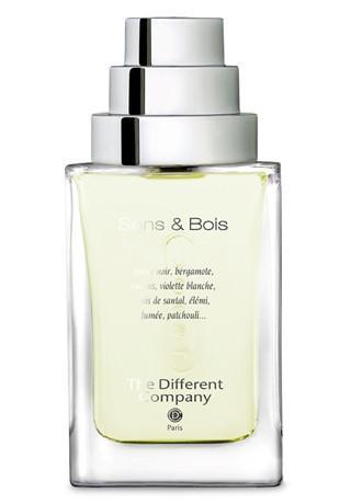 Un Parfum des Sens et Bois Eau de Parfum by  The Different Company