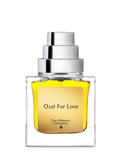 Oud for Love  Eau de Parfum  by The Different Company