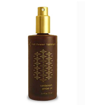 Cardamom Amber Oil by Red Flower: Hammam :  cardamom bergamot scent sensual