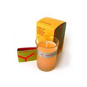 Indian Jasmine Travel Candle   by  Red Flower
