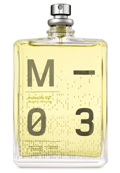 Molecule 03  Eau de Toilette  by Escentric Molecules