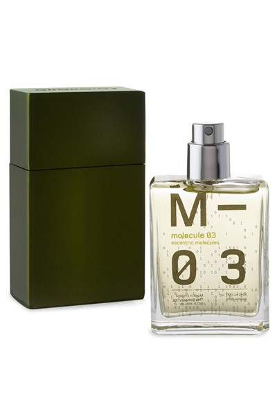 Molecule 03 - Travel Spray  Eau de Toilette  by Escentric Molecules