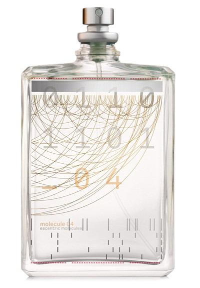 Molecule 04  Eau de Toilette  by Escentric Molecules