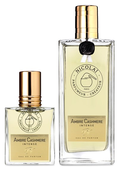ambre cashmere intense eau de parfum by parfums de nicolai luckyscent. Black Bedroom Furniture Sets. Home Design Ideas