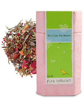 Wild Lily TeaWild Lily Tea Downtown Girl Wild Lily Tea Green Goddess Wild Lily Tea Organic Passion Green Wild Lily Tea Pink Infusion Wild Lily Tea Sunday Blend
