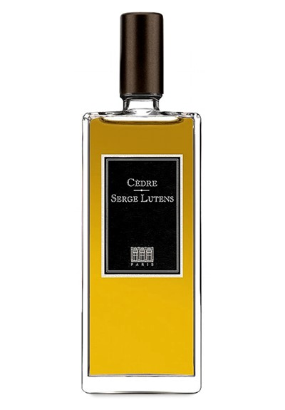 cedre eau de parfum haute concentration by serge lutens. Black Bedroom Furniture Sets. Home Design Ideas