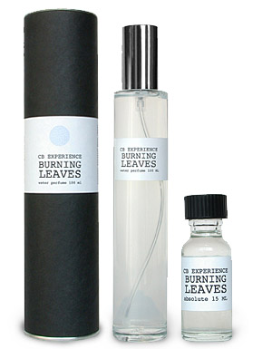 Burning Leaves  Water Perfume by  CB I Hate Perfume