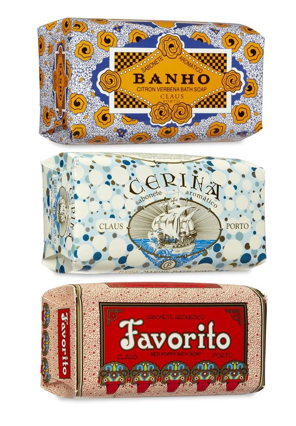 claus porto shea butter soap
