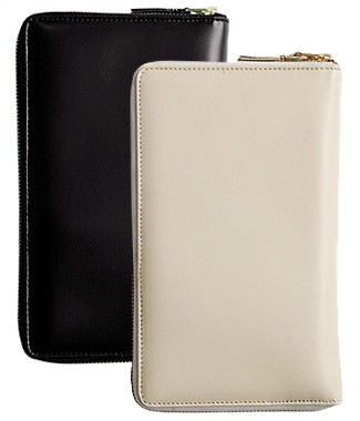 Classic Leather - Plain Billfold Large (SA1000)   by Comme des Garcons Leather