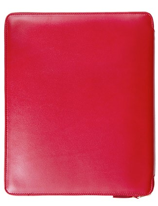 iPad Leather Case - Red    by Comme des Garcons Leather