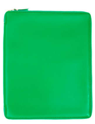 iPad Leather Case - Green    by Comme des Garcons Leather