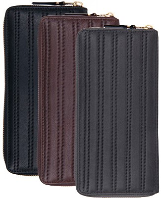 Embossed Stitch - Billfold Large (SA0110ES)    by Comme des Garcons Leather