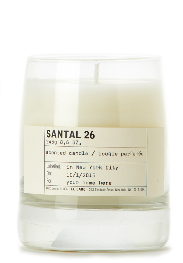 Santal 26  Candle by  Le Labo