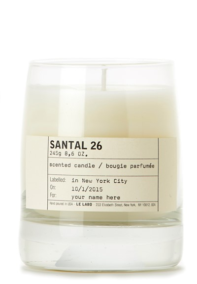 Santal 26 Candle  Candle  by Le Labo