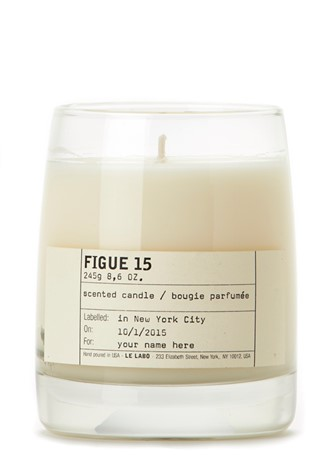 Figue 15  Candle by  Le Labo