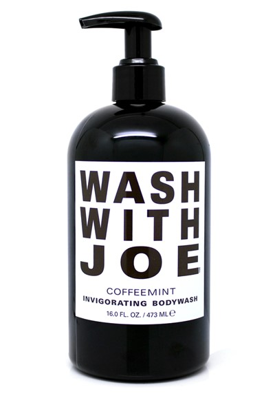 Coffee Mint Body Wash  Invigorating Wash  by Wash with Joe