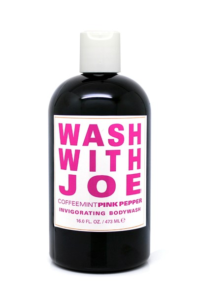 Coffee Mint Pink Pepper Body Wash Invigorating Wash  by Wash with Joe