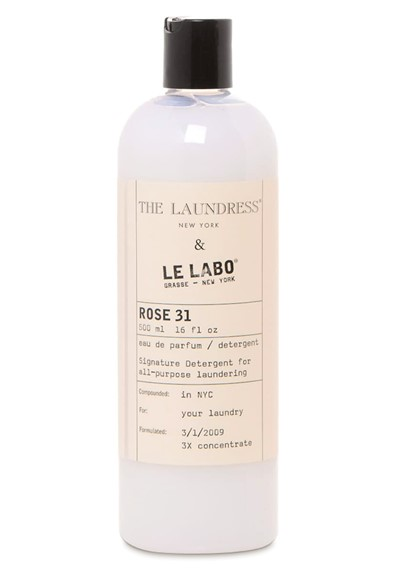 Le Labo Rose 31 Signature Detergent    by The Laundress
