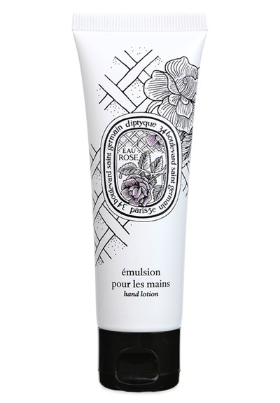 Eau Rose Hand Lotion Hand Lotion By Diptyque Luckyscent