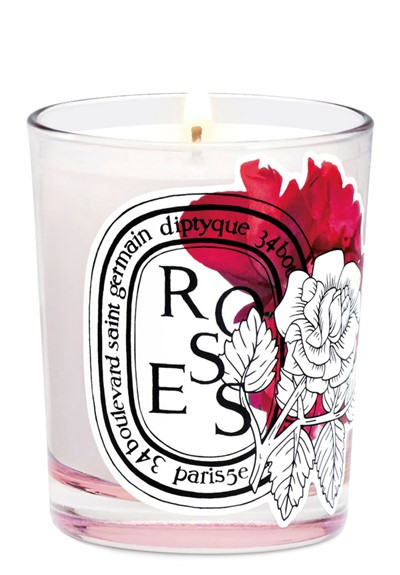 Roses Candle  Scented Candle  by Diptyque