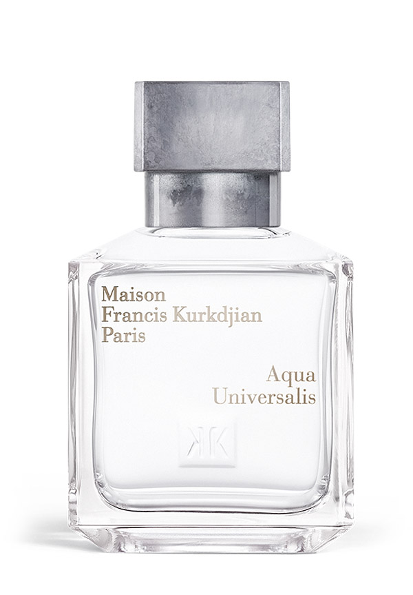 Aqua universalis by maison francis kurkdjian 2009 for Acqua universalis maison francis kurkdjian