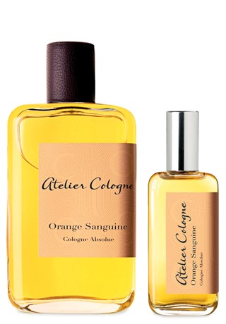 Orange Sanguine  Cologne Absolue by  Atelier Cologne