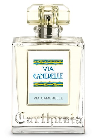 Via Camarelle Eau de Toilette   by  Carthusia