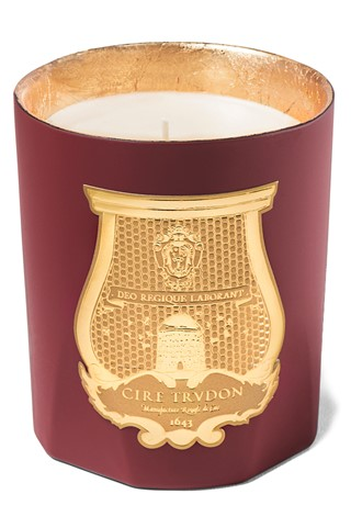 Melchior  Limited Edition Gold Leaf Holiday candle by  Cire Trudon