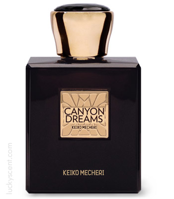 Canyon Dreams  Eau de Parfum by  Keiko Mecheri BESPOKE