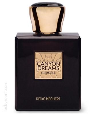 Canyon Dreams Eau de Parfum  by Keiko Mecheri Les Merveilles