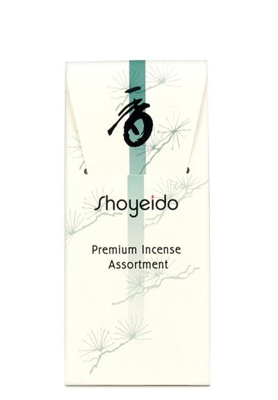 Shoyeido Premium Incense Assortment   by Shoyeido