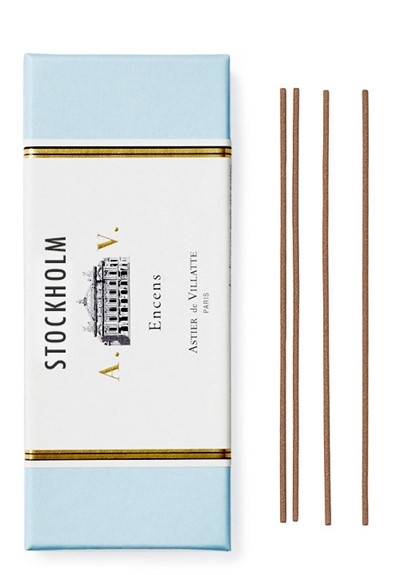 Incense - Stockholm    by Astier de Villatte