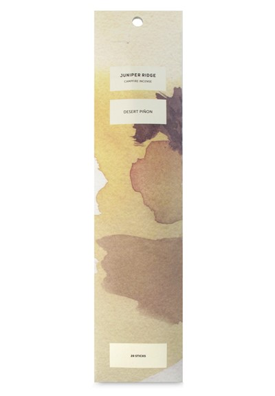 Desert Piñon Campfire Incense    by Juniper Ridge