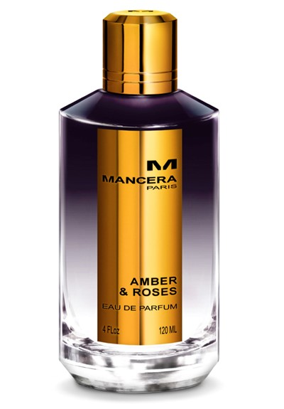 Amber & Roses Eau de Parfum  by Mancera