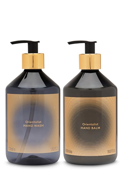 Eclectic Orientalist Hand Duo Set Hand Wash and Hand Lotion Set  by Tom Dixon