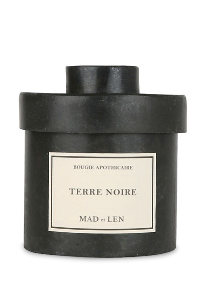 Terre Noire Candle  Scented Candle  by Mad et Len