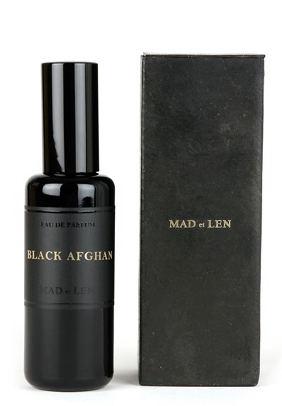 Black Afgan  Eau de Parfum  by Mad et Len