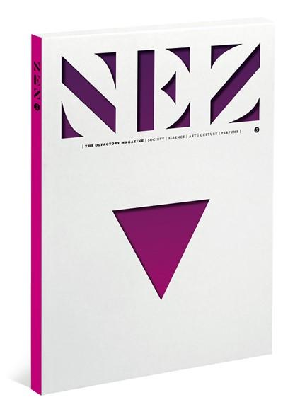 NEZ Issue Three Magazine  by NEZ