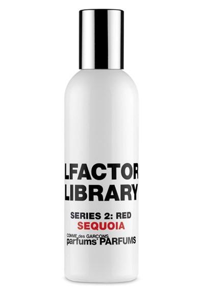 Sequoia Eau de Toilette  by Comme des Garcons: Olfactory Library