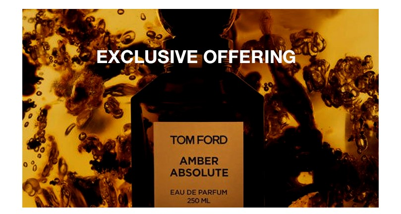 Tom Ford Amber Absolute - Limited Availability