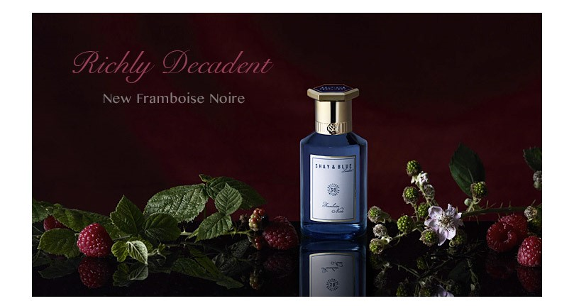 Prepare for Fall - Framboise Noire by Shay and Blue